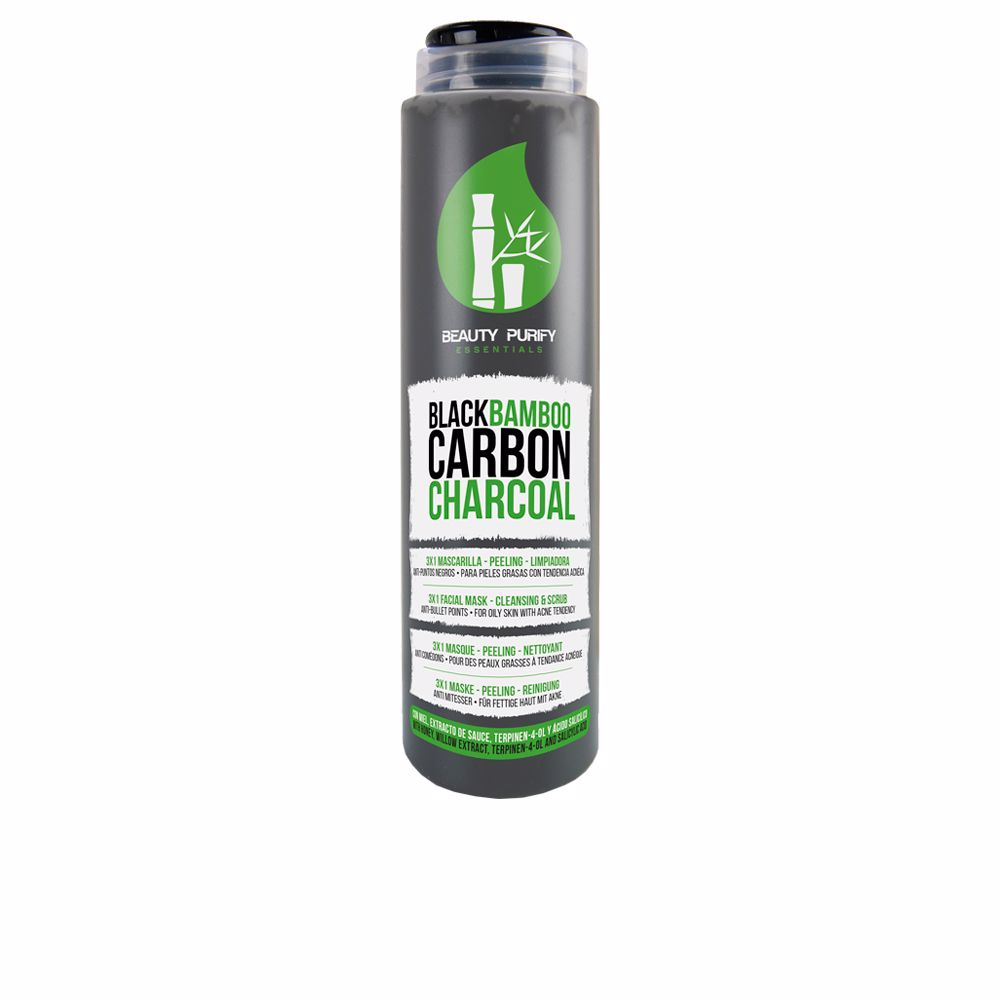 BEAUTY PURIFY black bamboo carbon charcoal