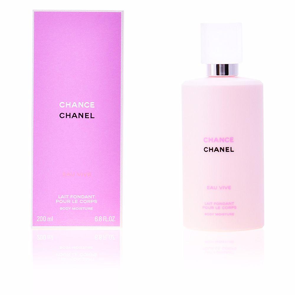 4e4f75603e1 Chanel CHANCE EAU VIVE lait fondant pour le corps. Body moisturiser