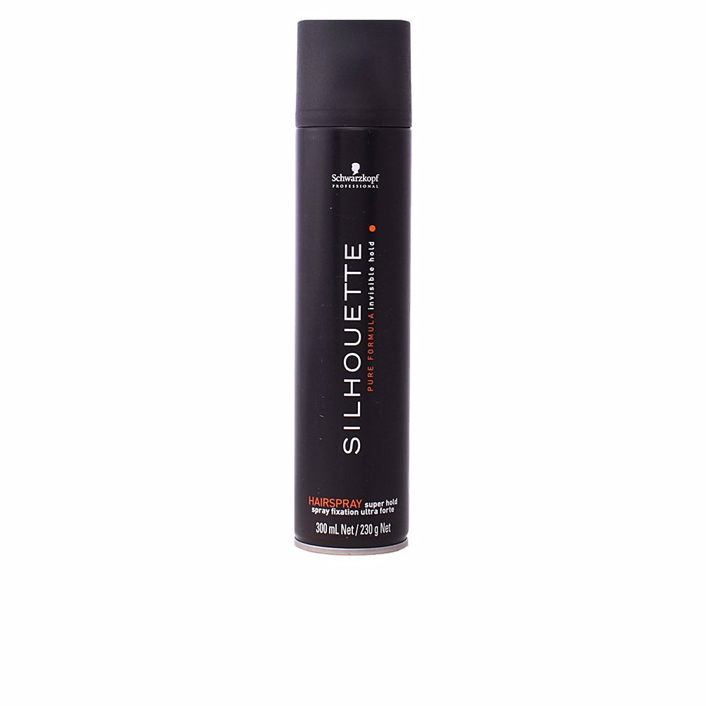 SILHOUETTE hairspray super hold