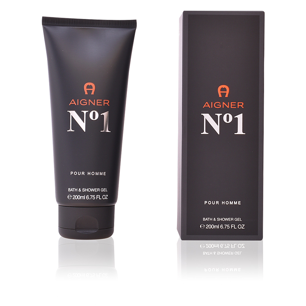 AIGNER Nº1 bath & shower gel