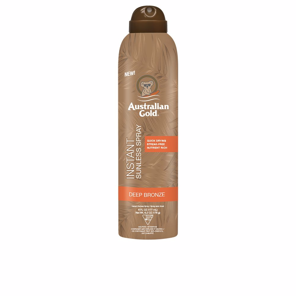 SUNLESS INSTANT rich bronze color spray