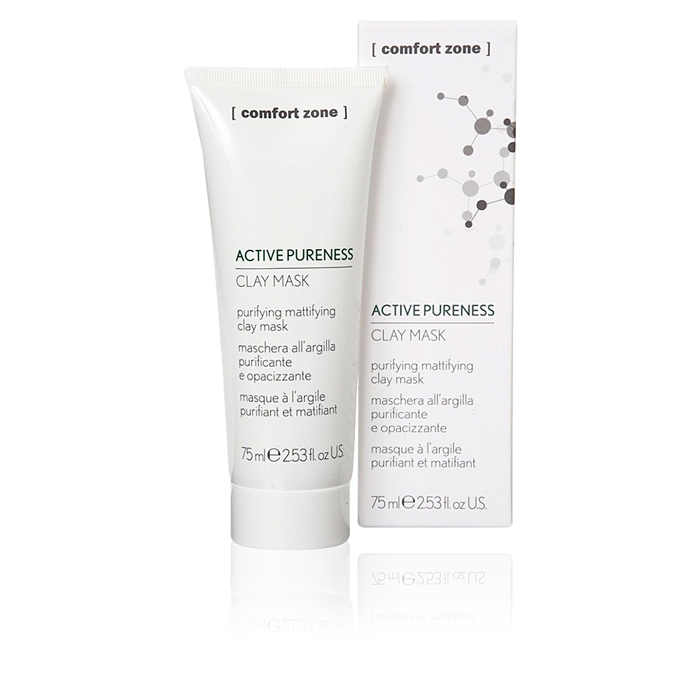 ACTIVE PURENESS clay mask