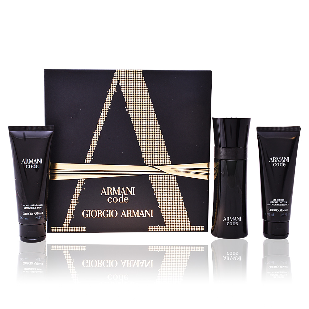 ARMANI CODE POUR HOMME LOTE