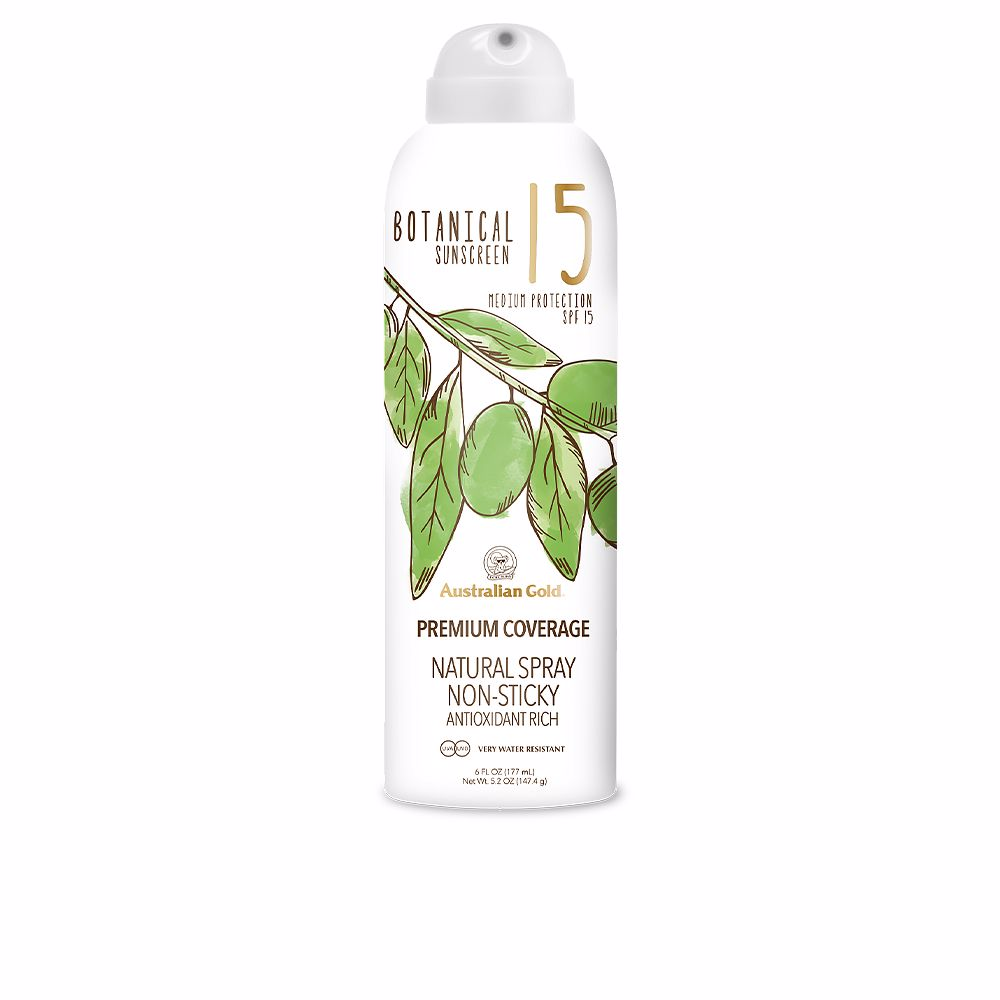 BOTANICAL sunscreen SPF15