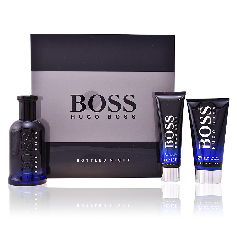 BOSS BOTTLED NIGHT COFFRET