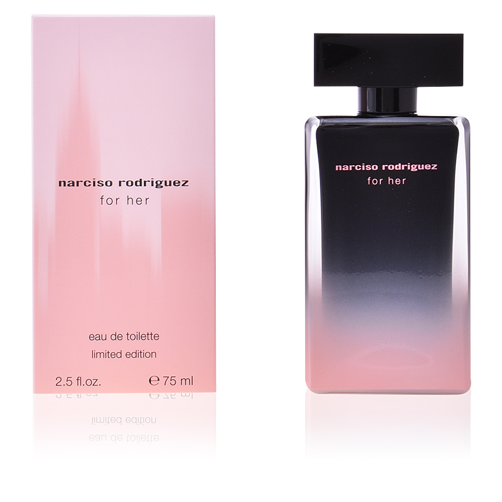 Narciso Rodriguez Eau de Toilette FOR HER limited edition ...