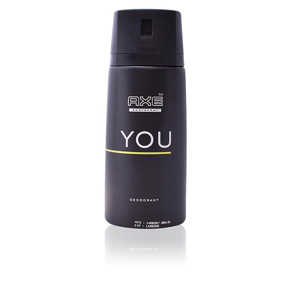 YOU deodorant spray