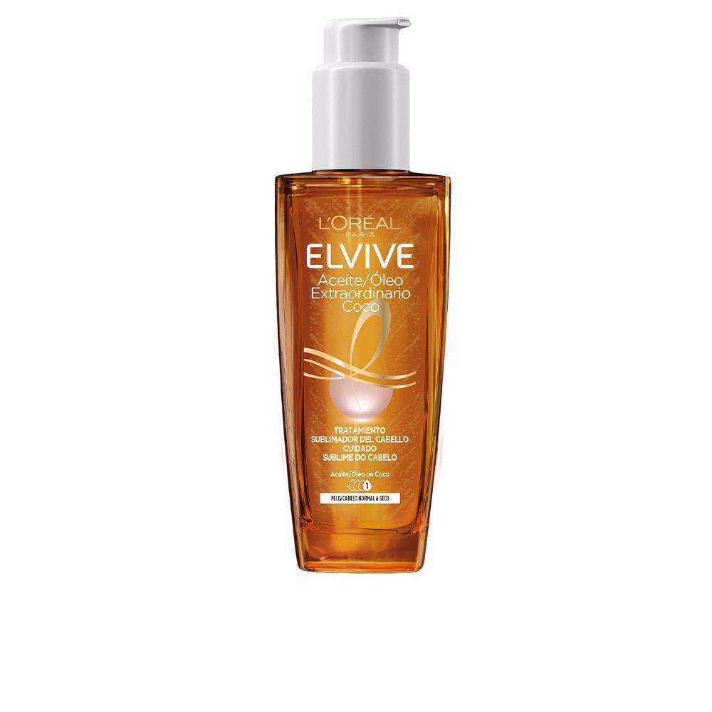 ELVIVE aceite extraordinario de coco cabello normal a seco