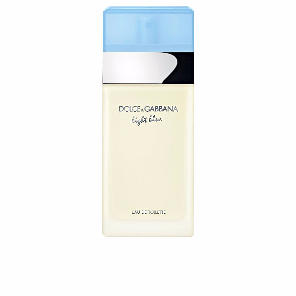 dolce gabbana eau de toilette light blue pour femme eau de toilette vaporisateur sur perfume 39 s. Black Bedroom Furniture Sets. Home Design Ideas