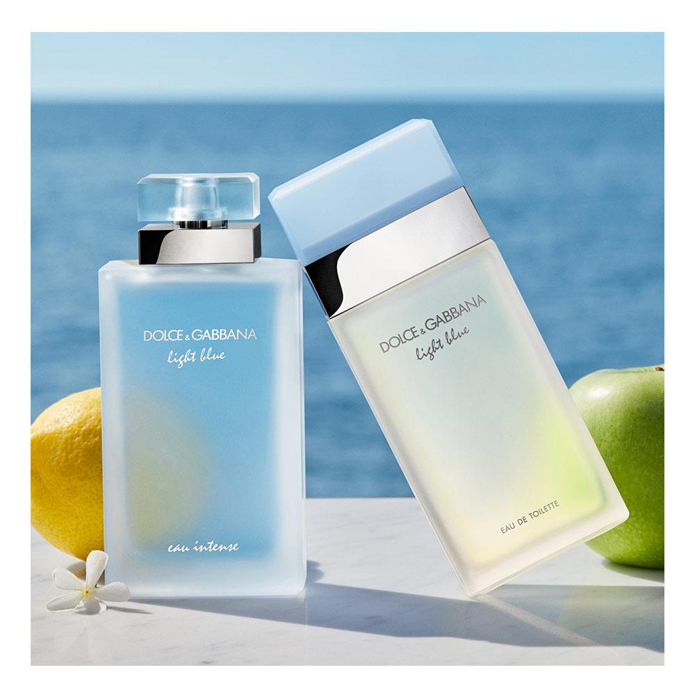 LIGHT BLUE POUR FEMME Dolce & Gabbana · precio - Perfumes Club