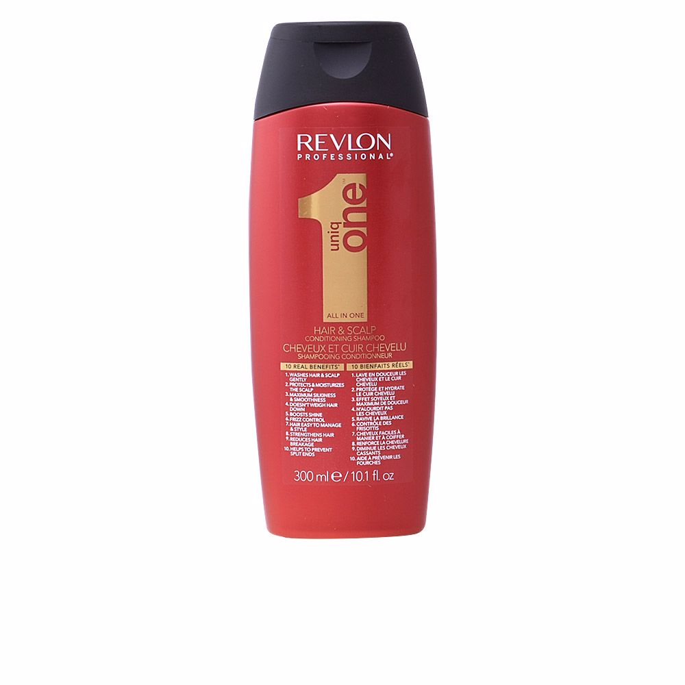 UNIQ ONE all in one hair&scalp conditioning shampoo