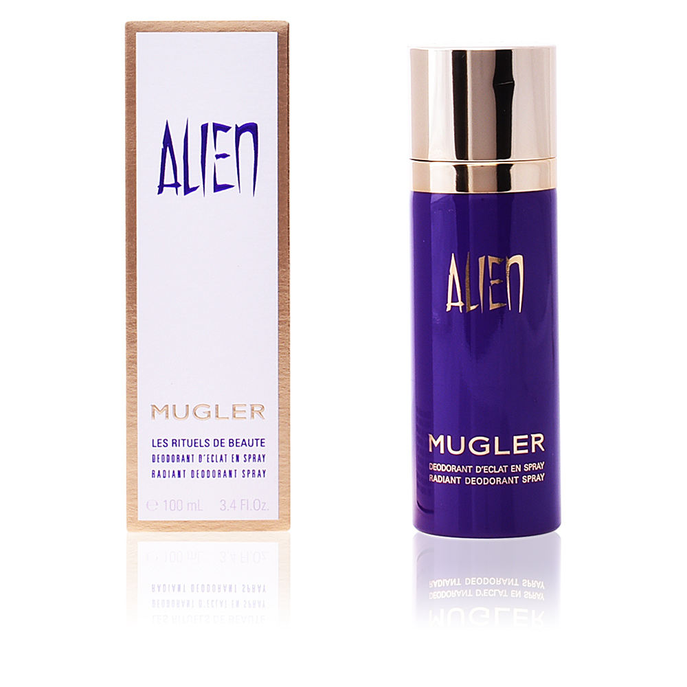 Thierry Mugler Deodorants Alien Deo Spray Products Perfumes Club