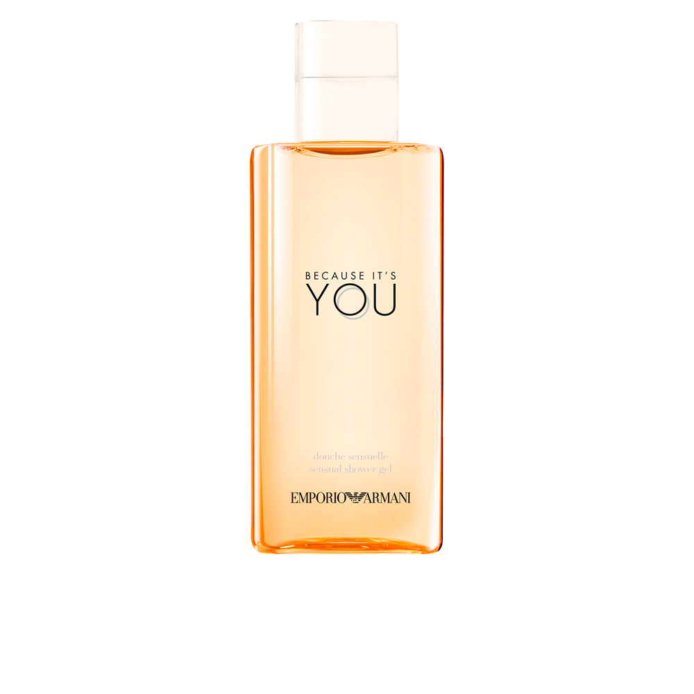 Giorgio Armani Shower Gels Because Its You Sensual Shower Gel