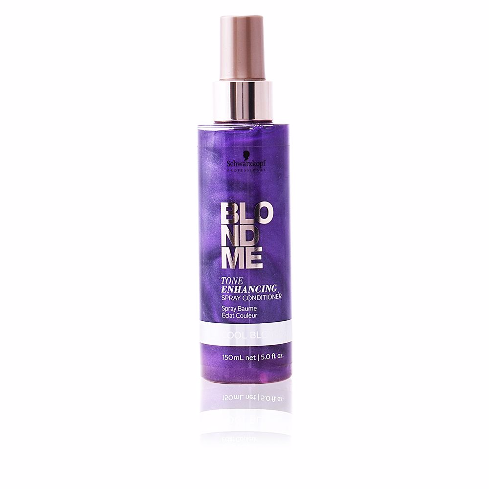 BLONDME tone enhancing spray conditioner