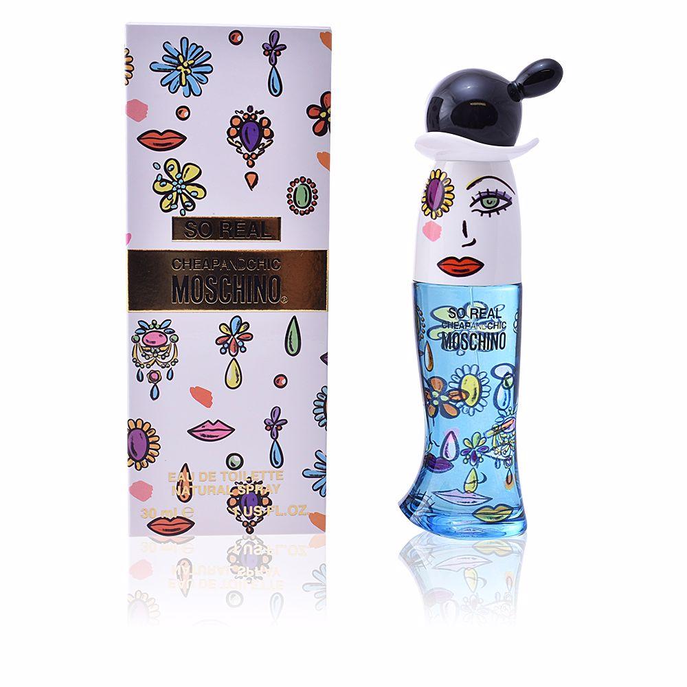 perfume so real moschino precio