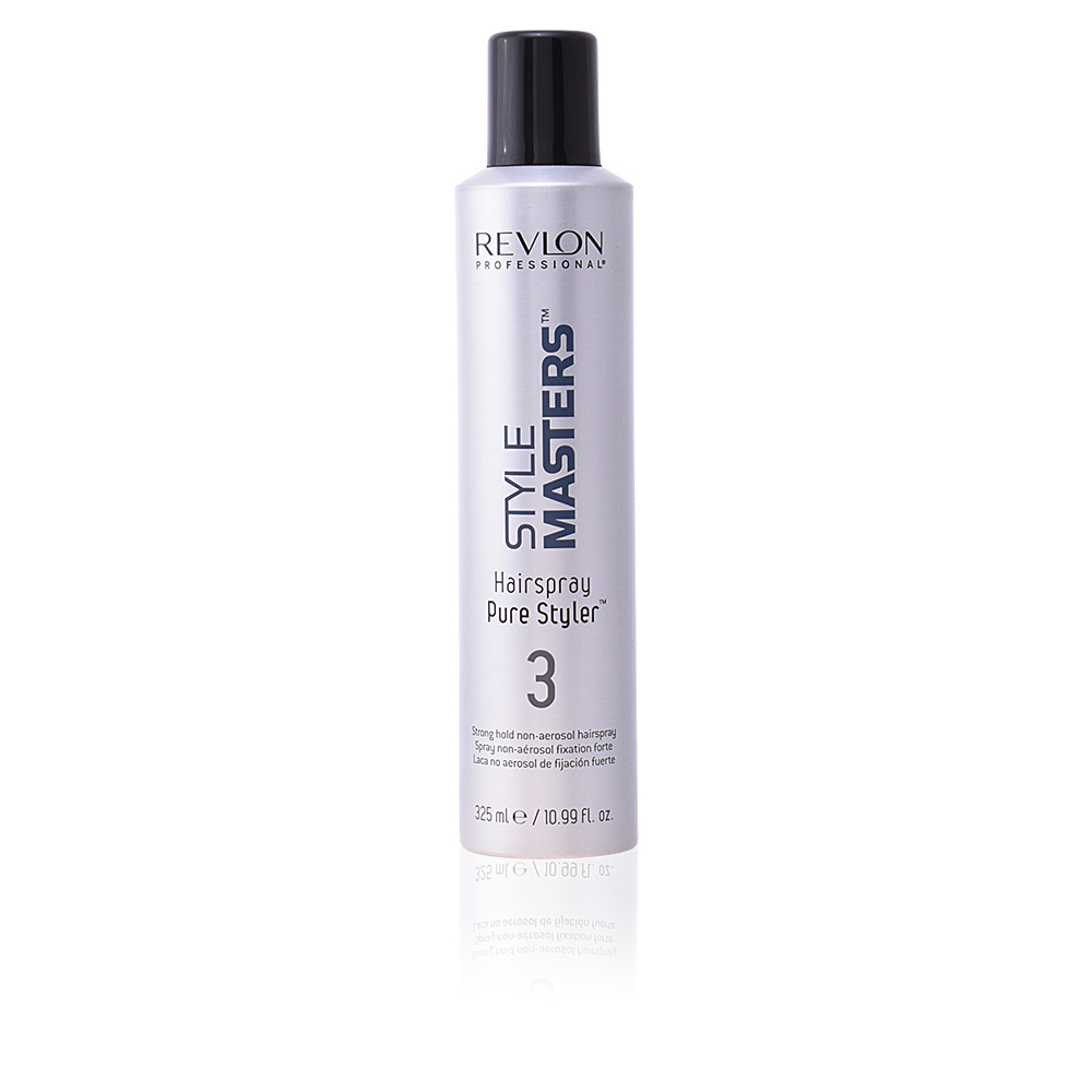 STYLE MASTERS strong hold non-aerosol hairspray