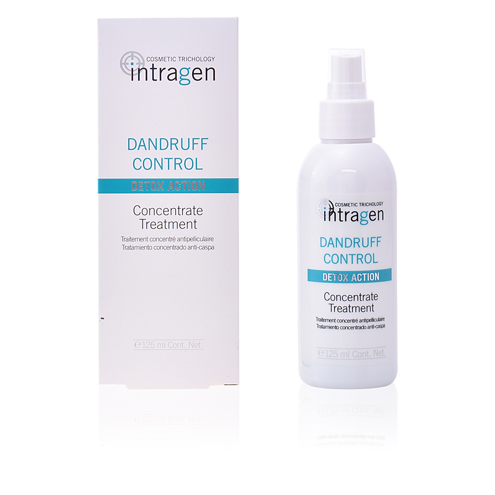 INTRAGEN DANDRUFF CONTROL concentrate treatment