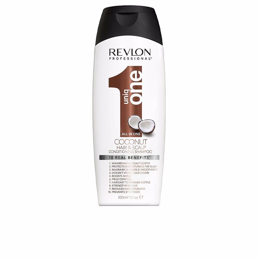 UNIQ ONE COCONUT conditioning shampoing