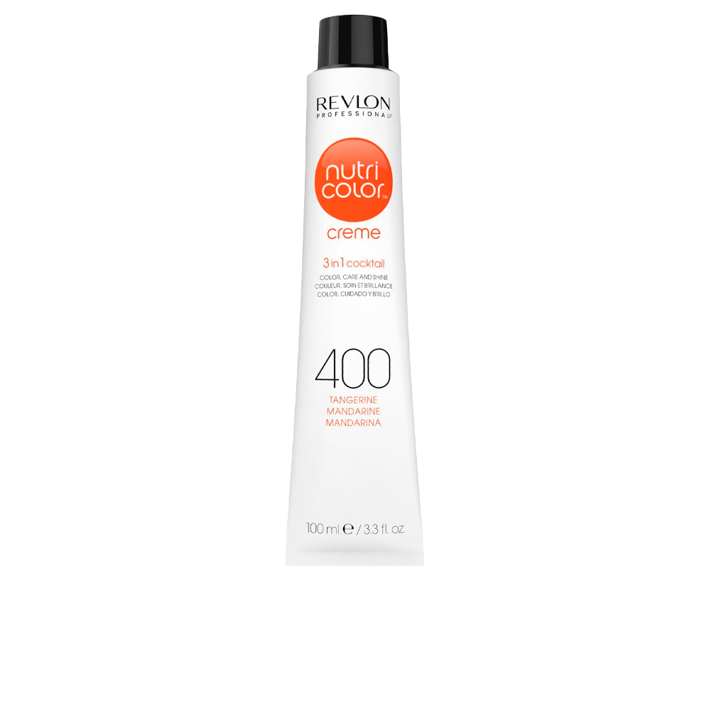 NUTRI COLOR creme #400-tangerine