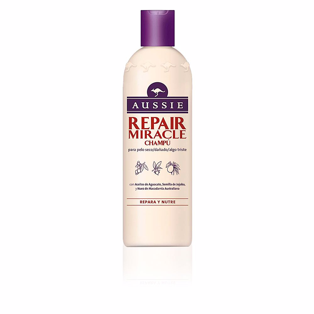 REPAIR MIRACLE shampoo