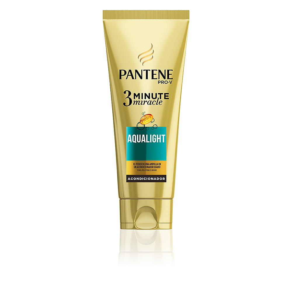 3 MINUTE MIRACLE AQUALIGHT conditioner