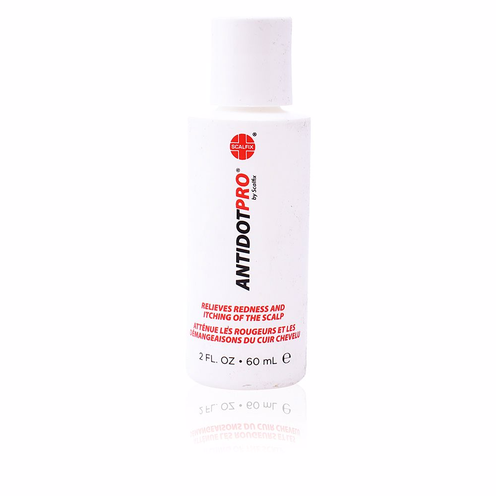 ANTIDOT PRO relieves redness & itching of the scalp
