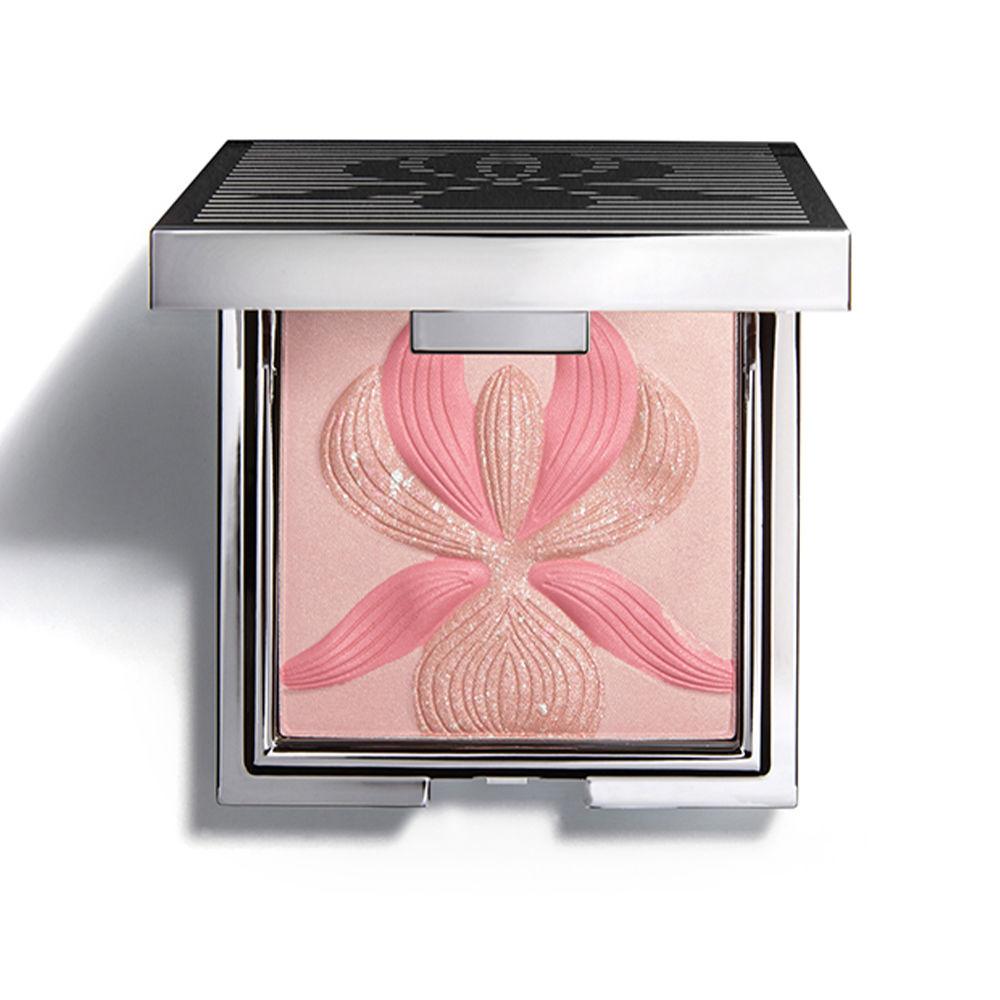 L'ORCHIDÉE ROSE blush enlumineur au lys blanc