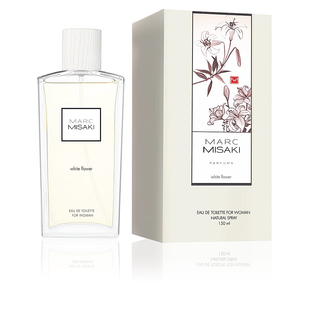 Instituto Espaol Eau De Toilette Marc Misaki For Woman White Flower