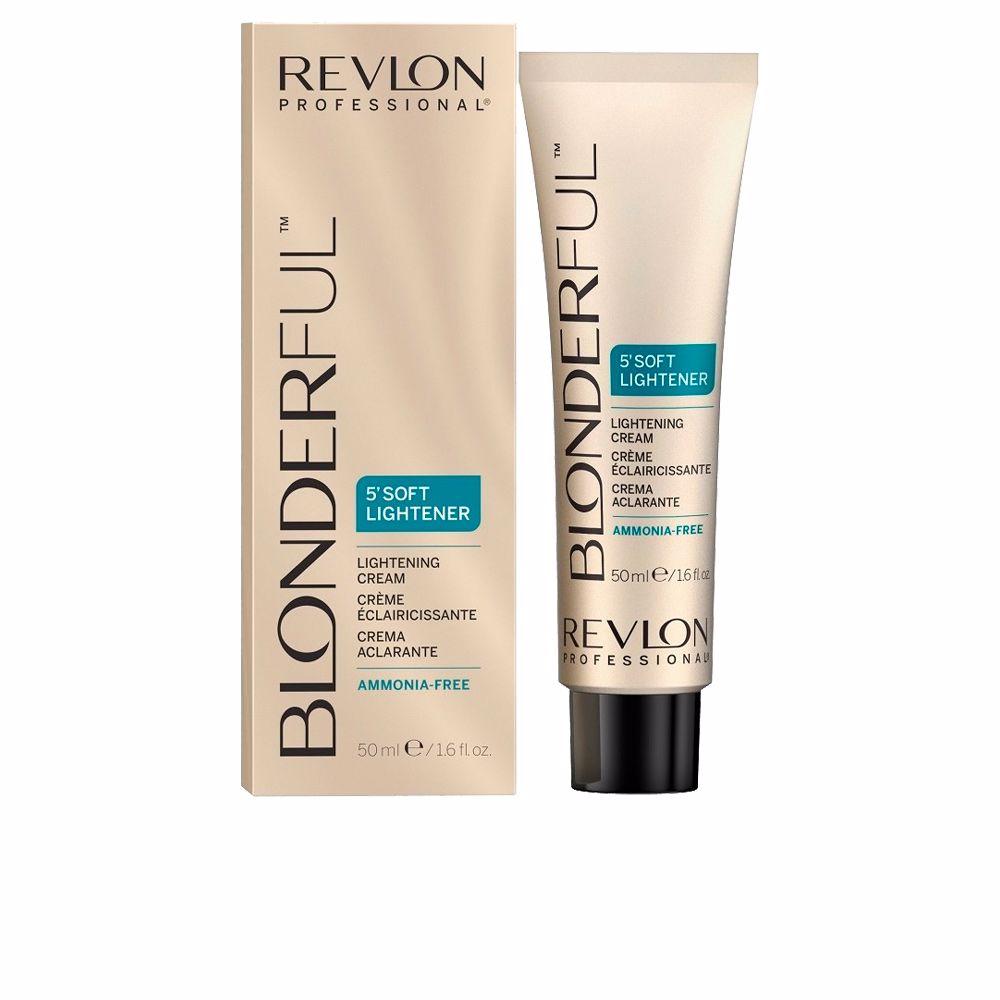 BLONDERFUL lightening cream #5-soft lightener