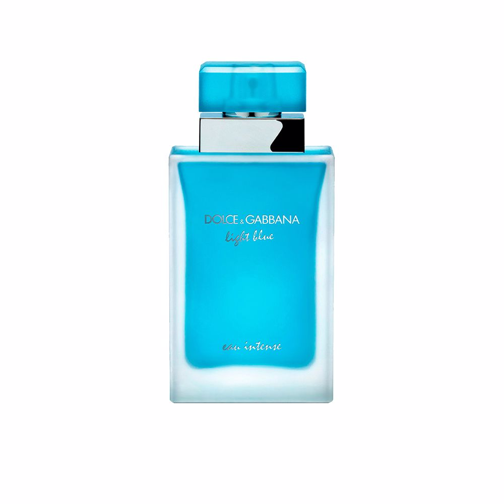 dolce gabbana eau de parfum light blue eau intense eau de parfum vaporisateur sur perfume 39 s club. Black Bedroom Furniture Sets. Home Design Ideas