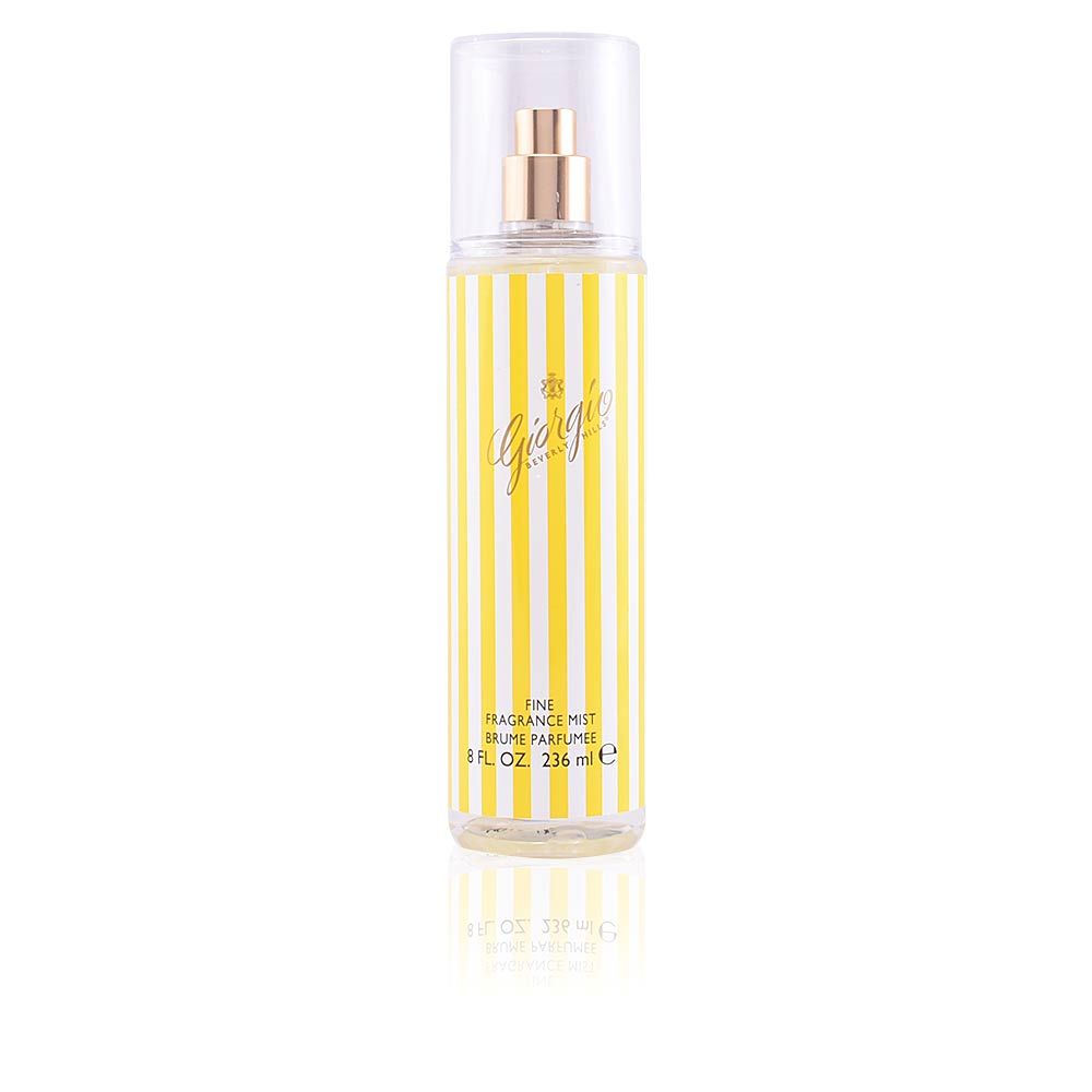 GIORGIO BEVERLY HILLS yellow fine fragrance