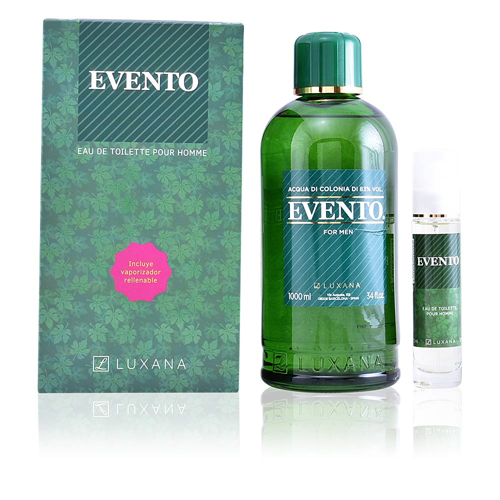 EVENTO FOR MEN SET
