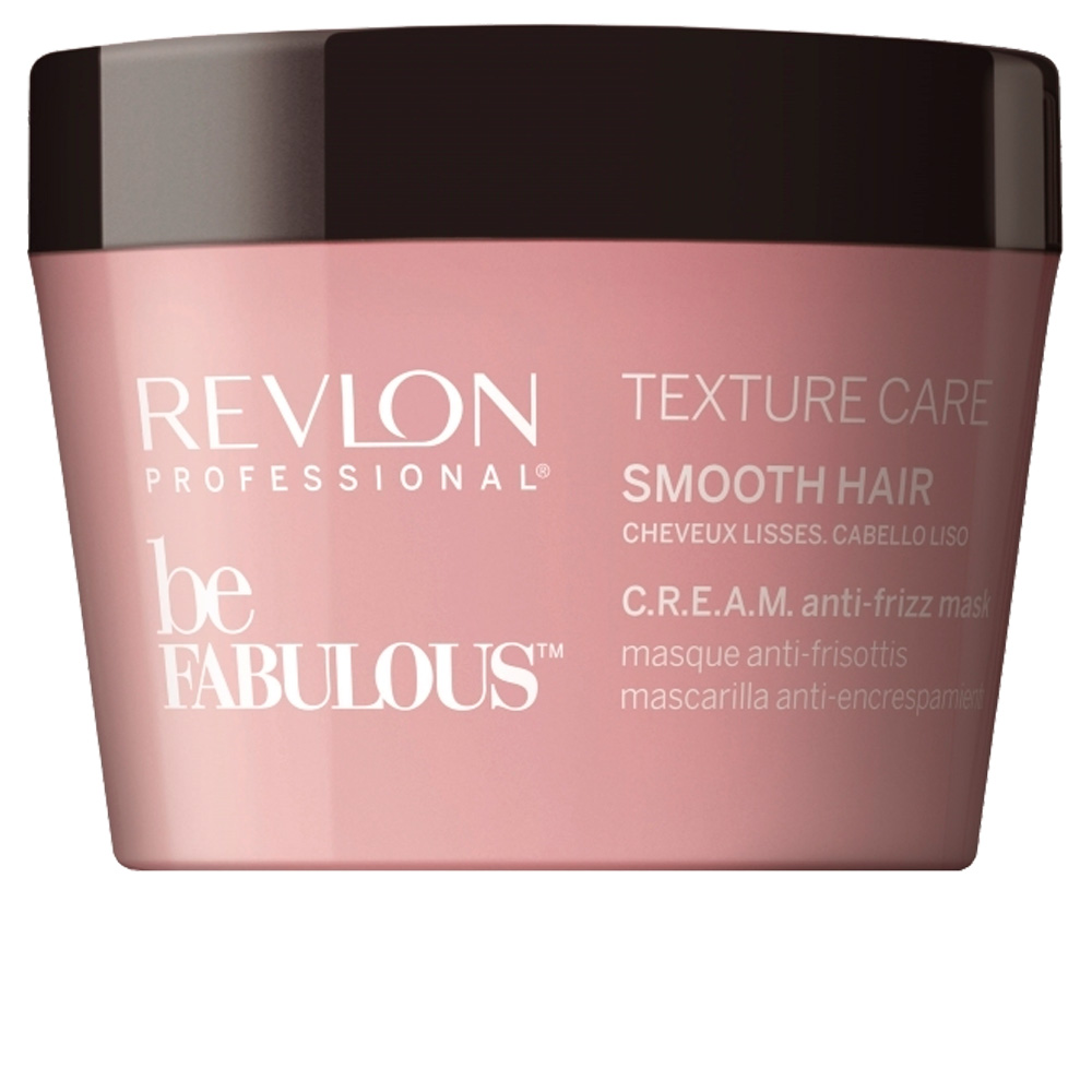 BE FABULOUS C.R.E.A.M anti-frizz mask