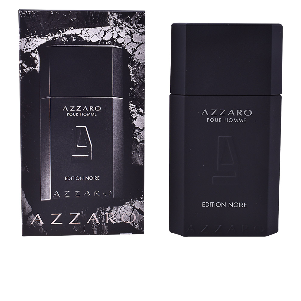 brand new 5dcda 4a513 AZZARO POUR HOMME edition noire