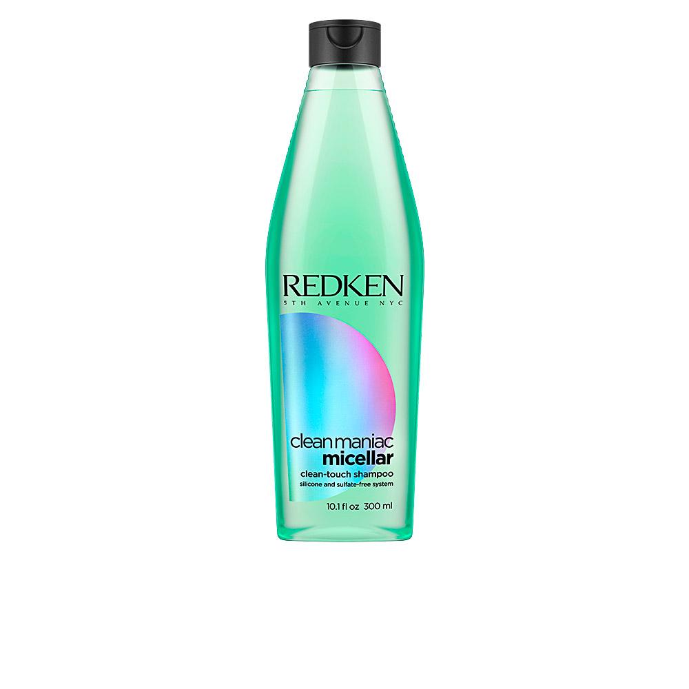CLEAN MANIAC micellar clean-touch shampoo