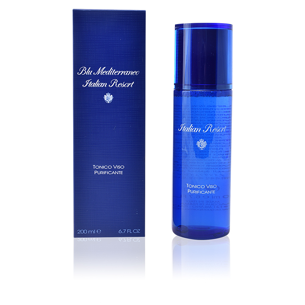 ITALIAN RESORT moisturizing face lotion