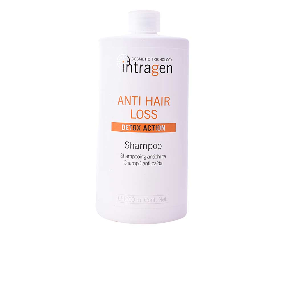 INTRAGEN ANTI HAIR LOSS detox action shampoo