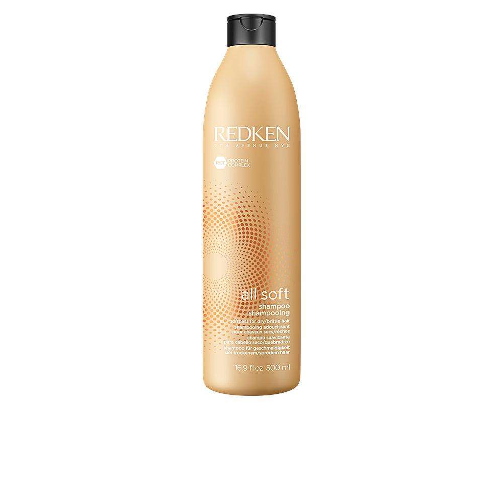 ALL SOFT shampoo