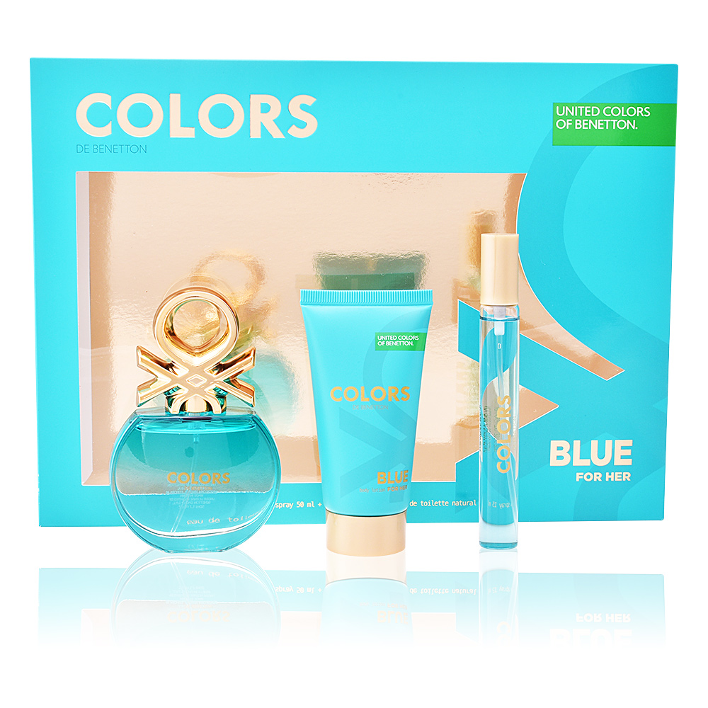 COLORS BLUE LOTE