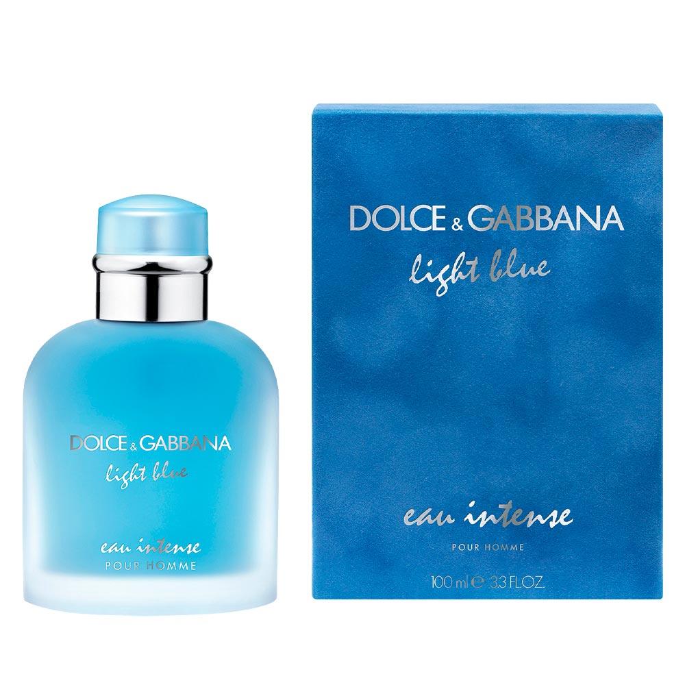 Light Blue Eau Intense Pour Homme Dolce Gabbana Precio Perfumes Club