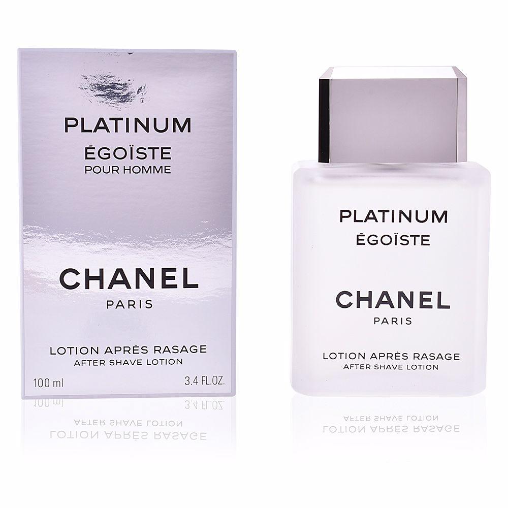 Chanel After-shave ÉGOÏSTE PLATINUM after-shave lotion products ... fc30afc7a83f