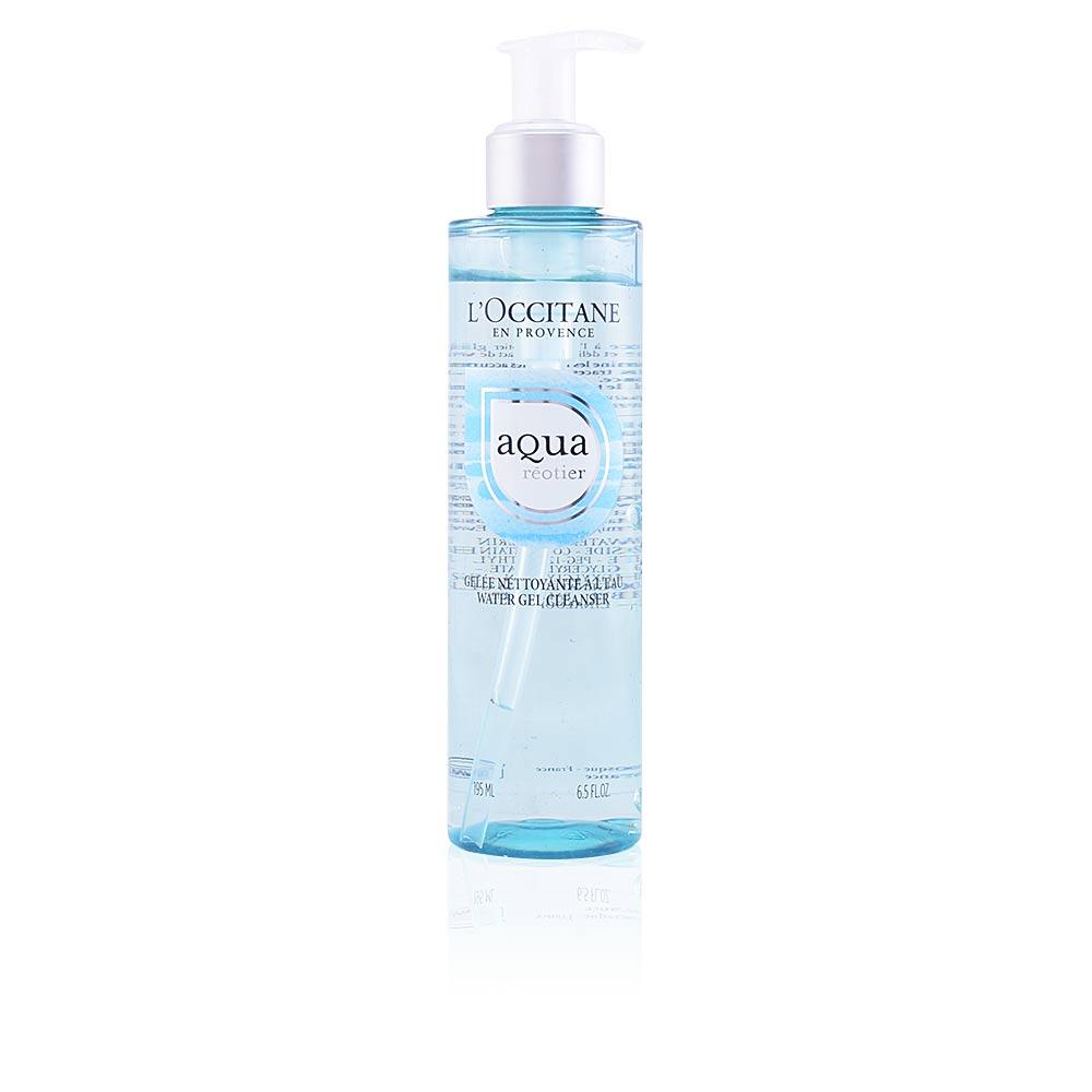 AQUA RÉOTIER water gel cleanser