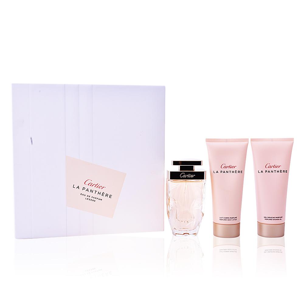28cf79e8882 Cartier LA PANTHÈRE LÉGÈRE COFFRET Eau de Parfum em Perfumes Club
