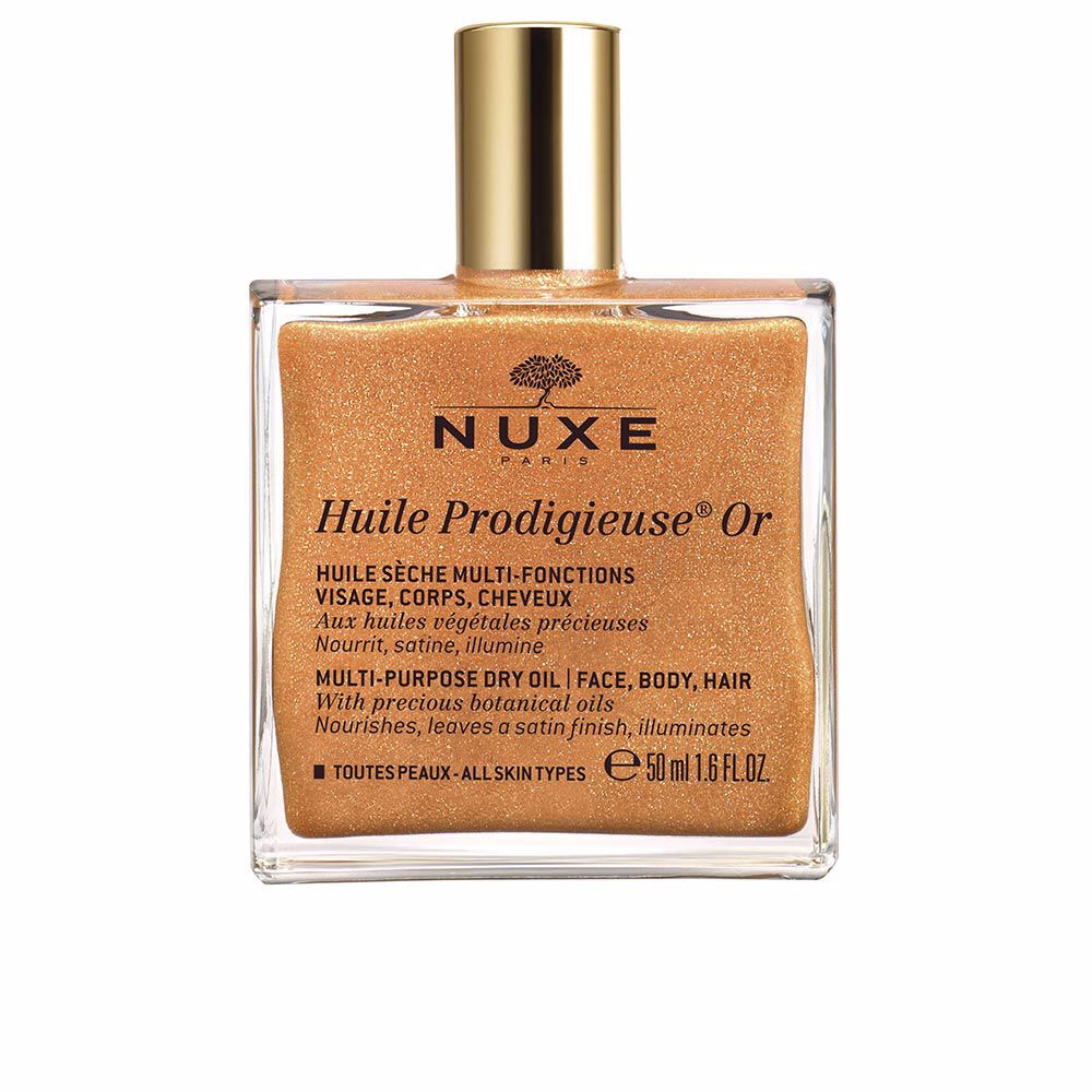 nuxe hydratants huile prodigieuse or sur perfume 39 s club. Black Bedroom Furniture Sets. Home Design Ideas