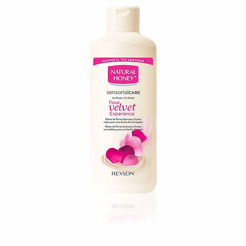 FLORAL VELVET gel de ducha