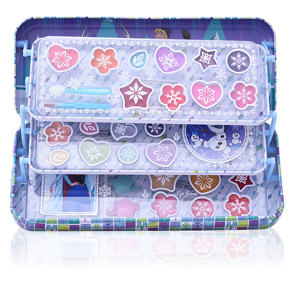 FROZEN playing it cool beauty tin