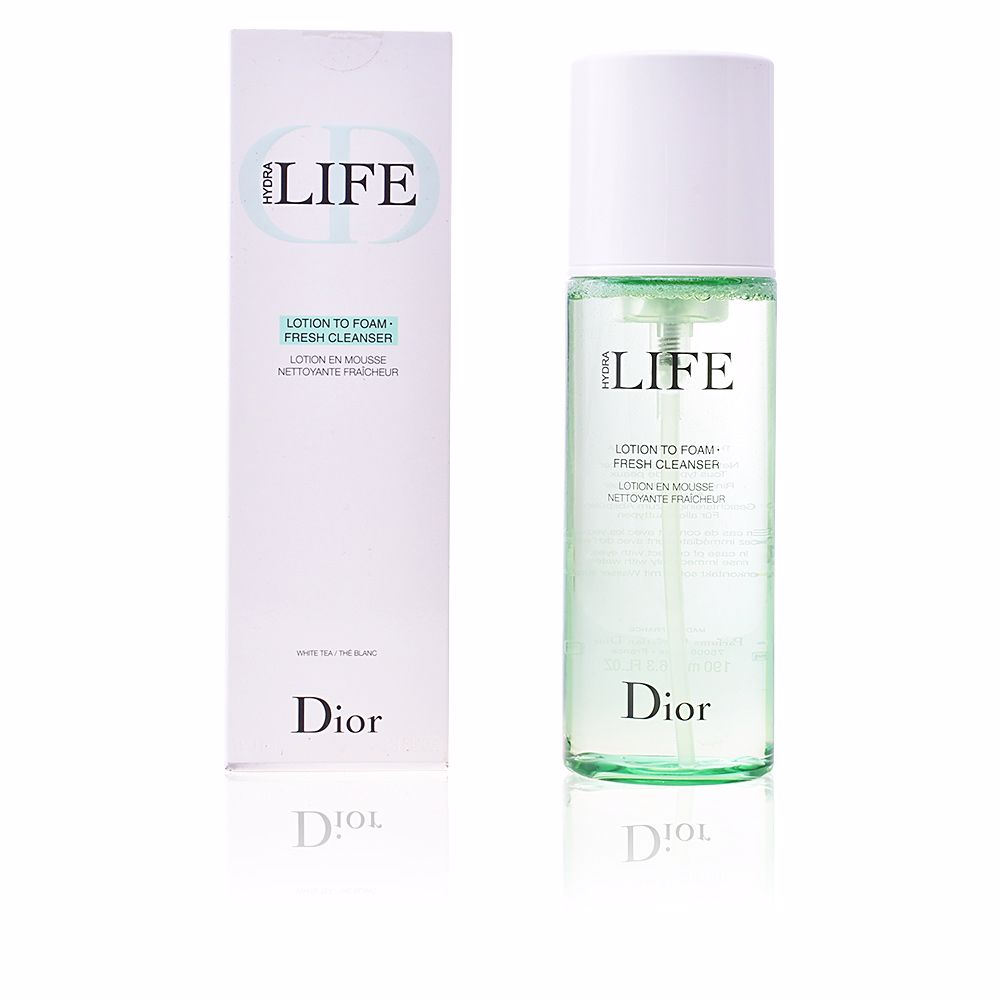 HYDRALIFE lotion to foam fresh cleanser