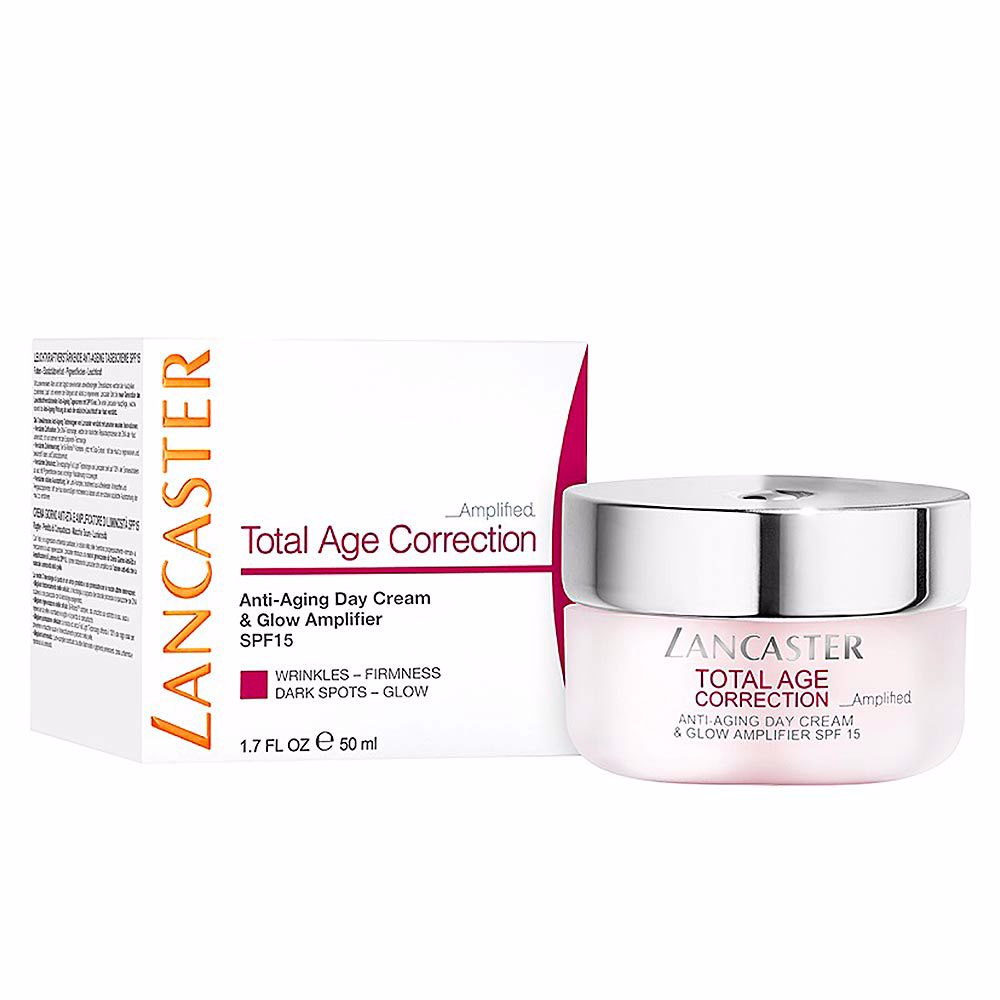 TOTAL AGE CORRECTION anti-aging day cream SPF15