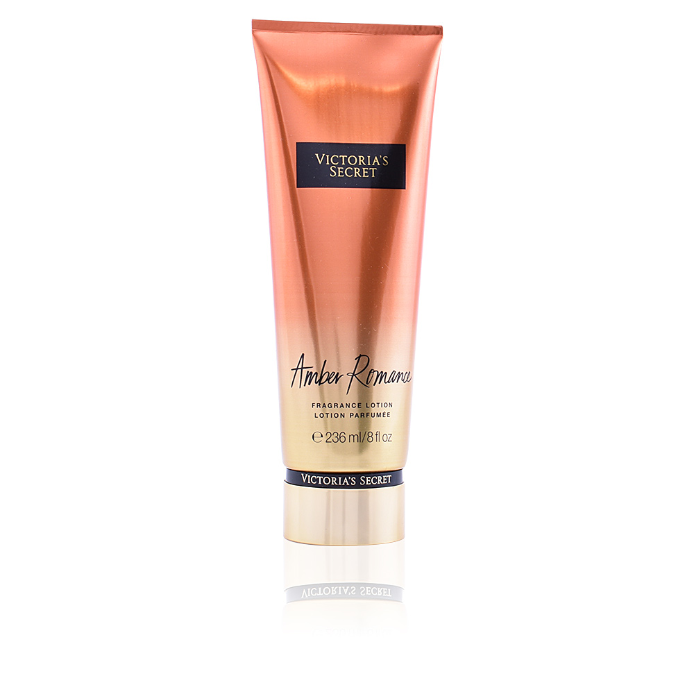 AMBER ROMANCE fragrance lotion