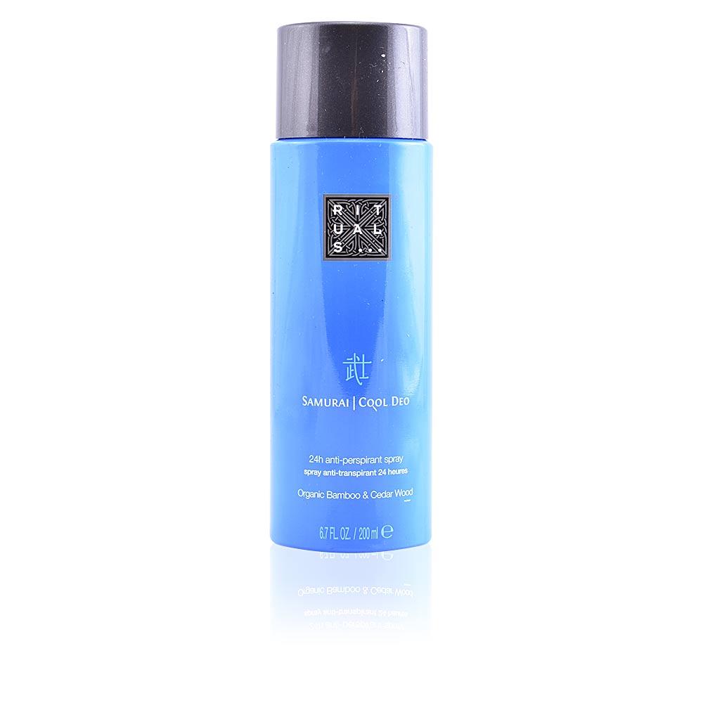 SAMURAI cool deodorant spray